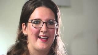 Portretfilm Contactgroep Marfan Nederland - Jessica