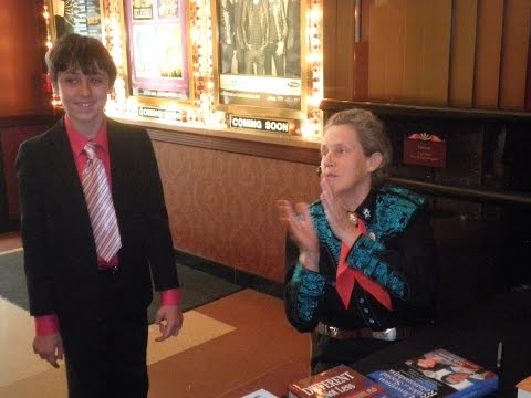 Meet, Greet, and Sing to Dr Temple Grandin in Chicago USA!