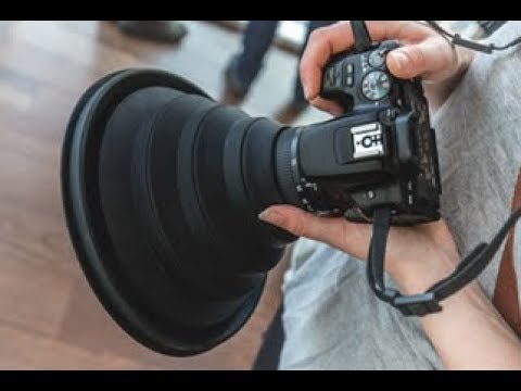 5 Amazing DSLR Camera Accessories You Must Have!