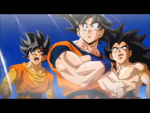 Dragon Ball GT - Opening Song (English Version) HQ