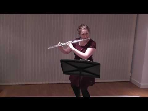 Lindsey (Solo flute) Badinerie
