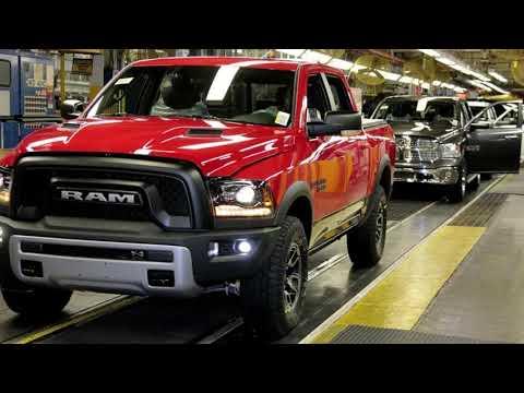 Mysterious Ram Heavy Duty Trucks From Mexico