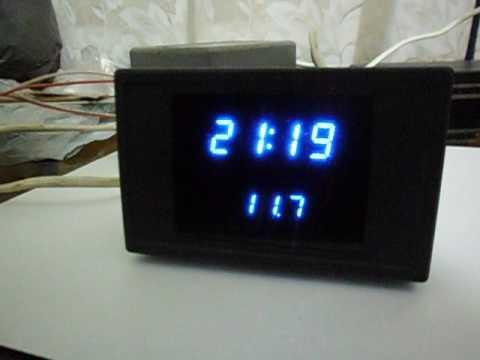 Автомобильные часы в России