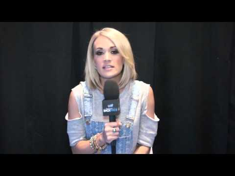 Carrie Underwood Reveals All In