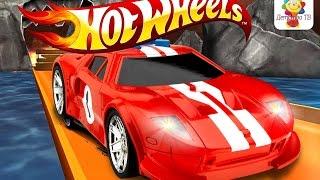 Hot Wheels / Хот Вилс.  СБОРНИК ГОНОК - Гоночные машинки. Развивающие мультики для детей