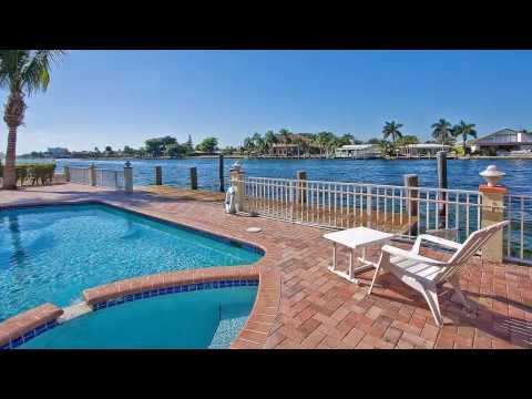 Riverside Drive Pompano Beach Waterfront Property