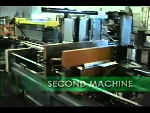 Custom Rollform Machine 2
