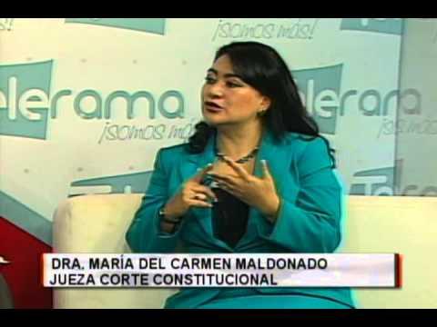 Dra. María del Carmen Maldonado