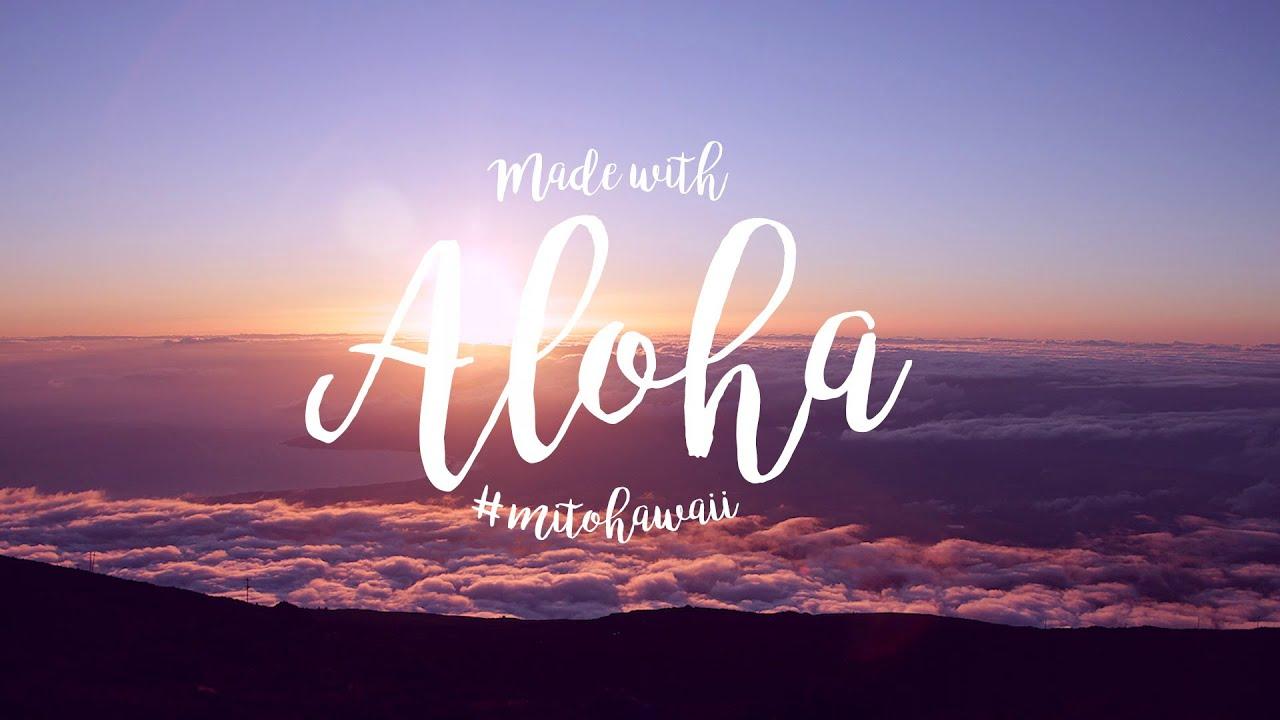 Made With ALOHA