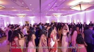 DJ Jay ENT South Indian Wedding Reception at Westfield Marriott