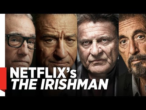 The Irishman Netflix — What We Know