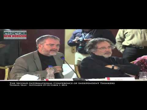 Ken O'Keefe - 2nd International Conference of Independent Thinkers - Tehran 2014