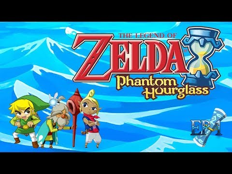 The Legend Of Zelda Phantom Hourglass : UN LINK A LA MER !!!!