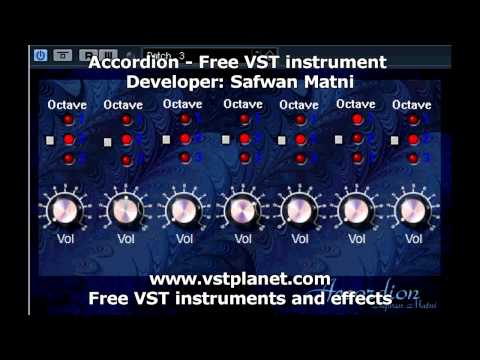 Accordion - Free VST instruments - vstplanet com