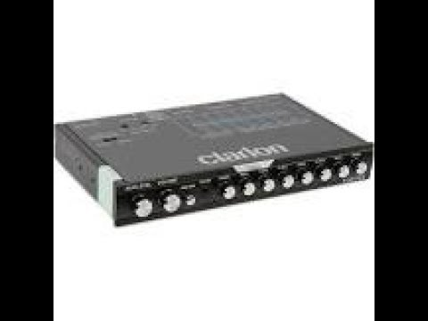 Clarion EQS755 Unboxing - YouTube