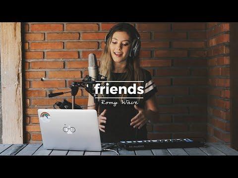 Friends - Justin Bieber | Romy Wave LOOP cover