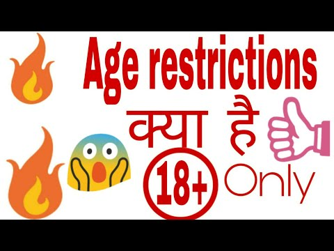 age restrictions for dating in washington