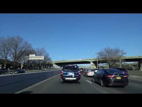 Driving from Middle Village in Queens to Valley Stream in Nassau,New York