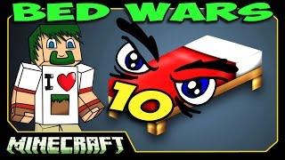 ч.10 Bed Wars Minecraft - Свиное гнездо!