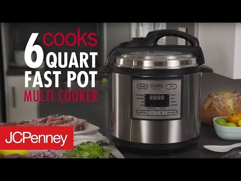 cooks-6-quart-fast-pot-multicooker:-pressure-cooker-&-slow-cooker-|-jcpenney