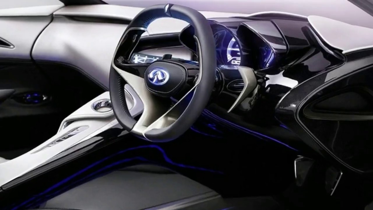 Infiniti Electric Sports Car Confirmed Expect It By 2020 Youtube
