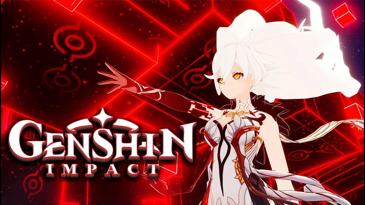 Genshin Impact - Прохождение #1 - НОВАЯ И ЛУЧШАЯ АНИМЕ ОНЛАЙН RPG 2020 НА РУССКОМ!