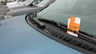 This App May Save You From a Parking Ticket