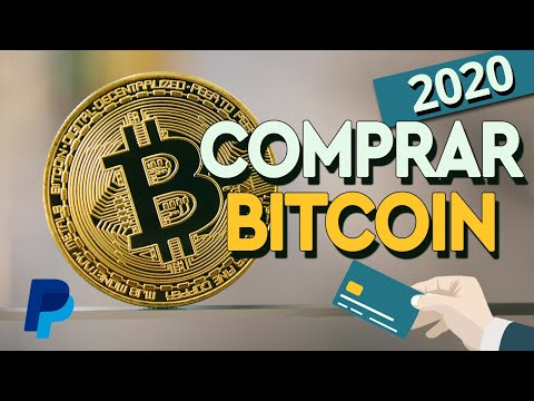 Cómo COMPRAR BITCOIN【2020】✅ PayPal - Tarjeta