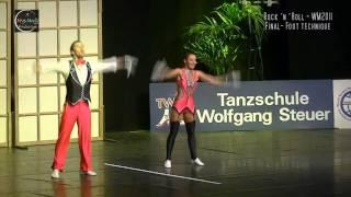 WRRC Rock´n´Roll World Championship 2011 (Place 1 - 3)