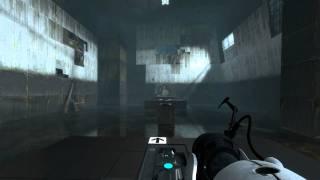 Portal 2 - Walkthrough - Chapter 2: The Cold Boot ( Part 5 / 8 ) [HD]