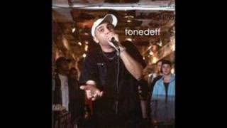 Watch Tonedeff Spanish Song video