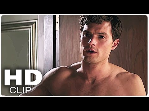 "Fifty Shades Of Grey Film Clip ""Hotelzimmer Szene"" (Deutsch German)"