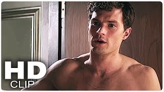 """Fifty Shades Of Grey Film Clip """"Hotelzimmer Szene"""" (Deutsch German)"""