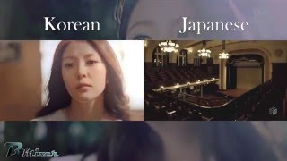 BoA - Only One | Korean - Japanese MV Comparison