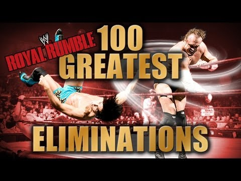 Thumbnail: 100 Greatest Royal Rumble Eliminations