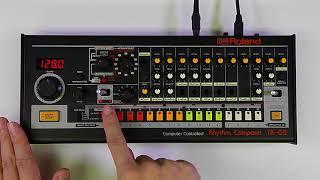 """Pattern Recording"" Roland TR-08 #03"