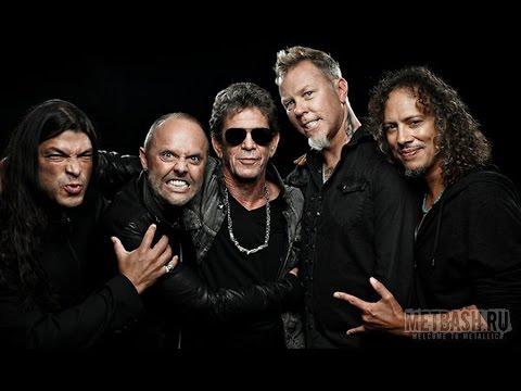metallica фото группы
