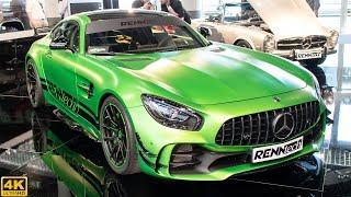 RENNTECH MERCEDES-AMG GT R - OVERVIEW   TOP MARQUES MONACO [2018 4K]