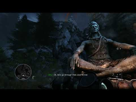 Sniper  Ghost Warrior 2 Act 3 Knife In The Dark  