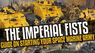 Getting Started With Imperial Fists