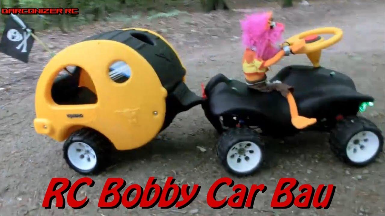 Bau eines brushless RC Bobby Car mit Trailer - Anleitung HowTo ...