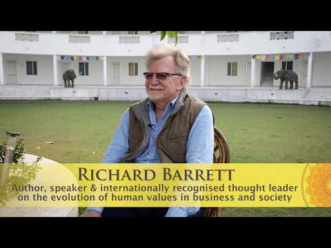 Yoga Day Summit 2017: Richard Barrett - What it means to Live in Soul Consciousness
