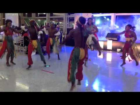 African Dance - Hodi Maputo Afro Swing - Mozambique - 15 dances of Moçambique