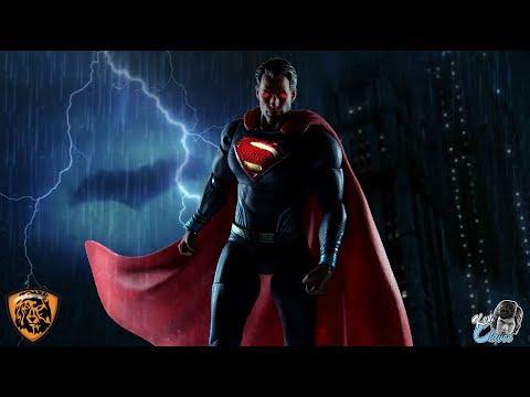 DAH-003 Superman Action Figure Review by Beast Kingdom (BVS)