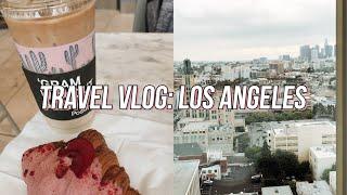 LA vlog + getting my life together after a trip   maddie cidlik