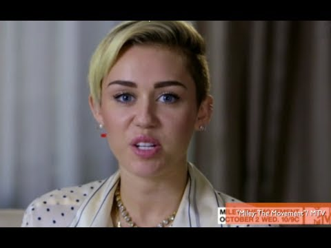Miley Cyrus Explains Behavior in MTV Documentary 'The Movement'