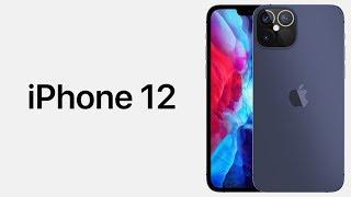 iPhone 12 Pro –дизайн ПОДТВЕРЖДЕН
