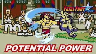 Nintendo Switch: FATAL FURY FIRST CONTACT【POTENTIAL POWER】#2