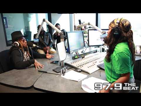 Ty Dolla $ign Exclusive Interview w/ Veda Loca [97.9 The Beat]