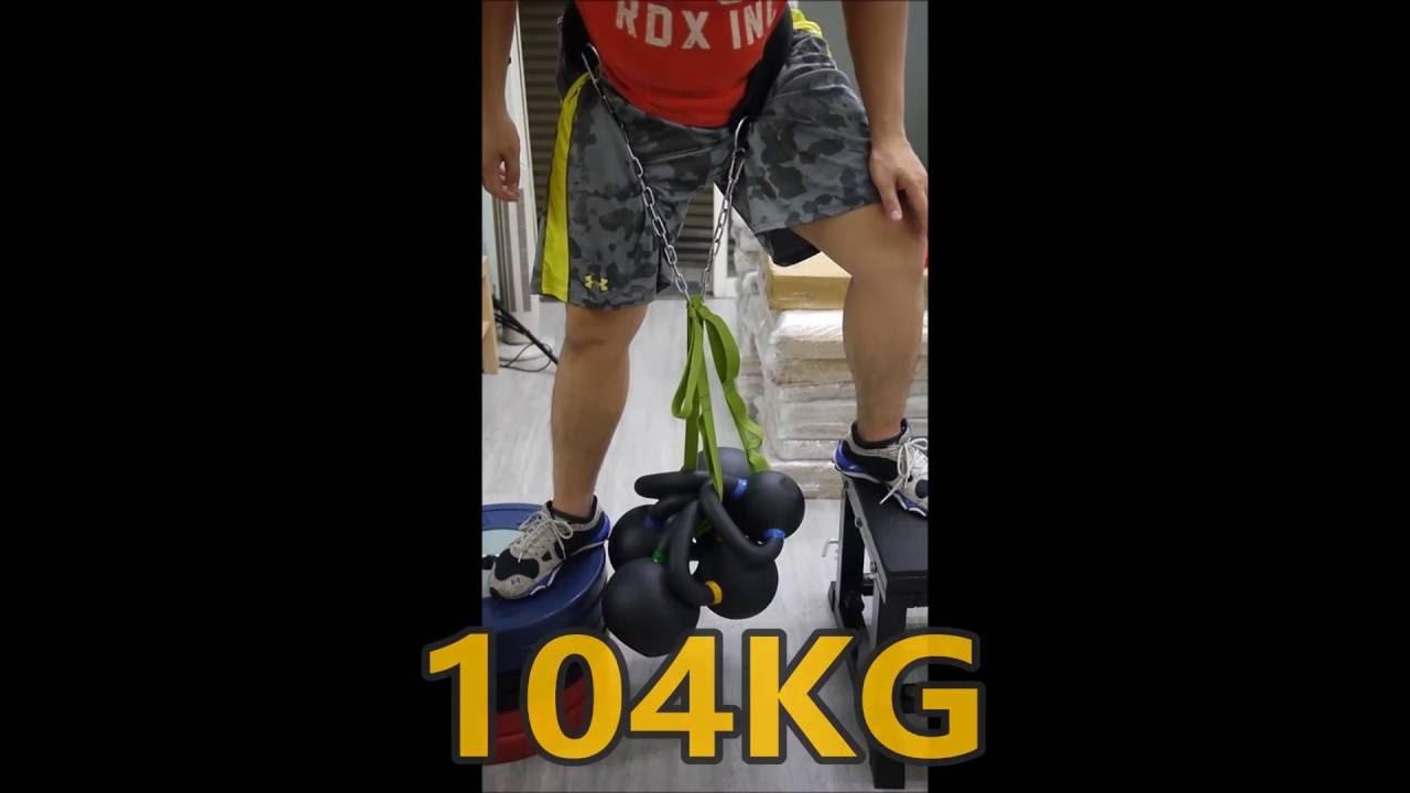 【神拳阿凱】XPower負重腰帶實測 - YouTube